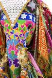 Colorful Elephants at the Jaipur Elephant Festival  Jaipur  Rajasthan  India  Asia