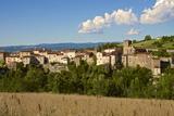 Perched Medieval Village  Haute Loire