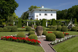 Royal Summer Residence of Solliden Palace and Gardens  Borgholm  Oland  Southeast Sweden  Sweden
