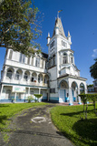 Historic Town Hall  Georgetown  Guyana  South America