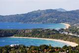 South East Asia  Thailand  Phuket  Kata Beach View Point