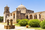 Mission San Jose Y San Miguel De Aguayo  Mission San Jose  San Antonio  Texas  USA