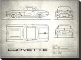 Corvette 33BHP White