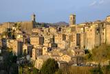 Sorano  Maremma  Grosseto  Tuscany  Italy  Europe