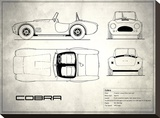 AC Cobra White