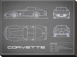 Corvette C3-Grey