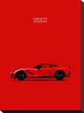 Chev Corvette-Stingray Red