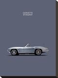 Corvette 1965 Grey