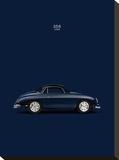 Porsche 356 1958 Blue