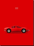 Ferrari Dino 246GT 69 Red