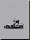 Mercedes SLS Grey