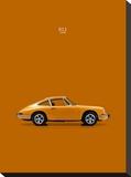 Porsche 911 1968 Orange