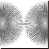 Silver Sunburst II