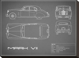 Jaguar MkVII-Grey