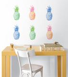 Pop Pineapples Wall Art Kit