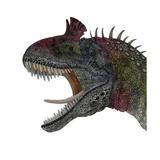 Cryolophosaurus Portrait