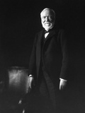 Photo of Industrialist Andrew Carnegie