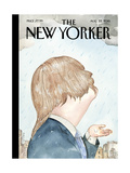 The New Yorker Cover - August 22  2016