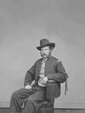 Captain Edward P Doherty Portrait  Circa 1861-1865