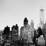 B&W NY LOVE I