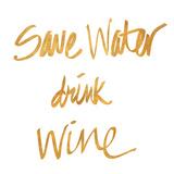 Wine Gold IX
