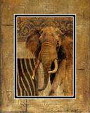 Elegant Safari VI (Elephant)