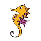 Whimsical Sea Creatures IV