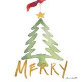 Christmas Ornament and Word III