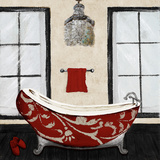 Red Villa Bath II