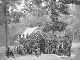 Engineer Camp  8th NY State Militia  American Civil War