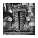 Oakland Vintage Truck Close-Up