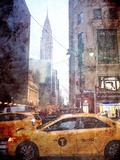 Rainy Madison Avenue