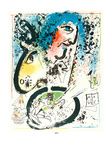 Chagall Lithographe Tome I - Frontispice