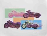 Harley x 4