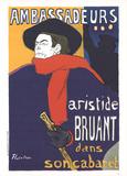 Aristide Bruant-Ambassadeurs
