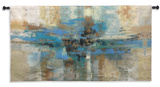 Morning Fjord Wall Tapestry - Medium