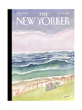 The New Yorker Cover - August 29  2016