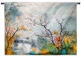 Lovers At Chi Tou Wall Tapestry - Large *Exclusive*