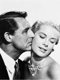 Cary Grant & Grace Kelly