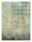 Gilded Tapestry I