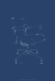 Office Chair Blueprint I