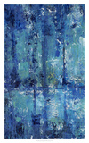 Blue Reflection Triptych I