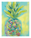 Vibrant Pineapple II