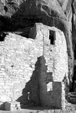 Cliff Palace Detail III BW