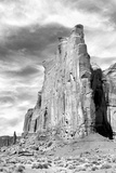 Monument Valley I BW
