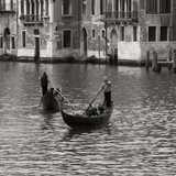 Grand Canal Gondoliers I