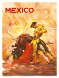 Mexico - Bullfighting Matador