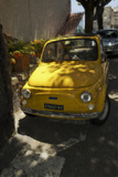 Cars in Amalfi