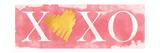 Pink XOXO
