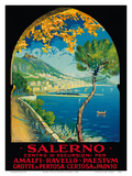 Salerno  Italy - Amalfi  Ravello  Paestum  Grotte de Pertosa (Pertosa Caves)  Certosa di Padvio